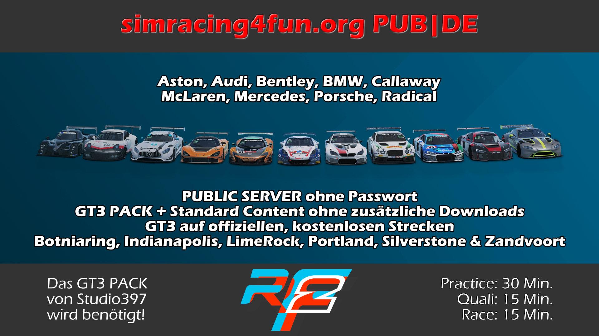 simracing4fun.org PUB|DE