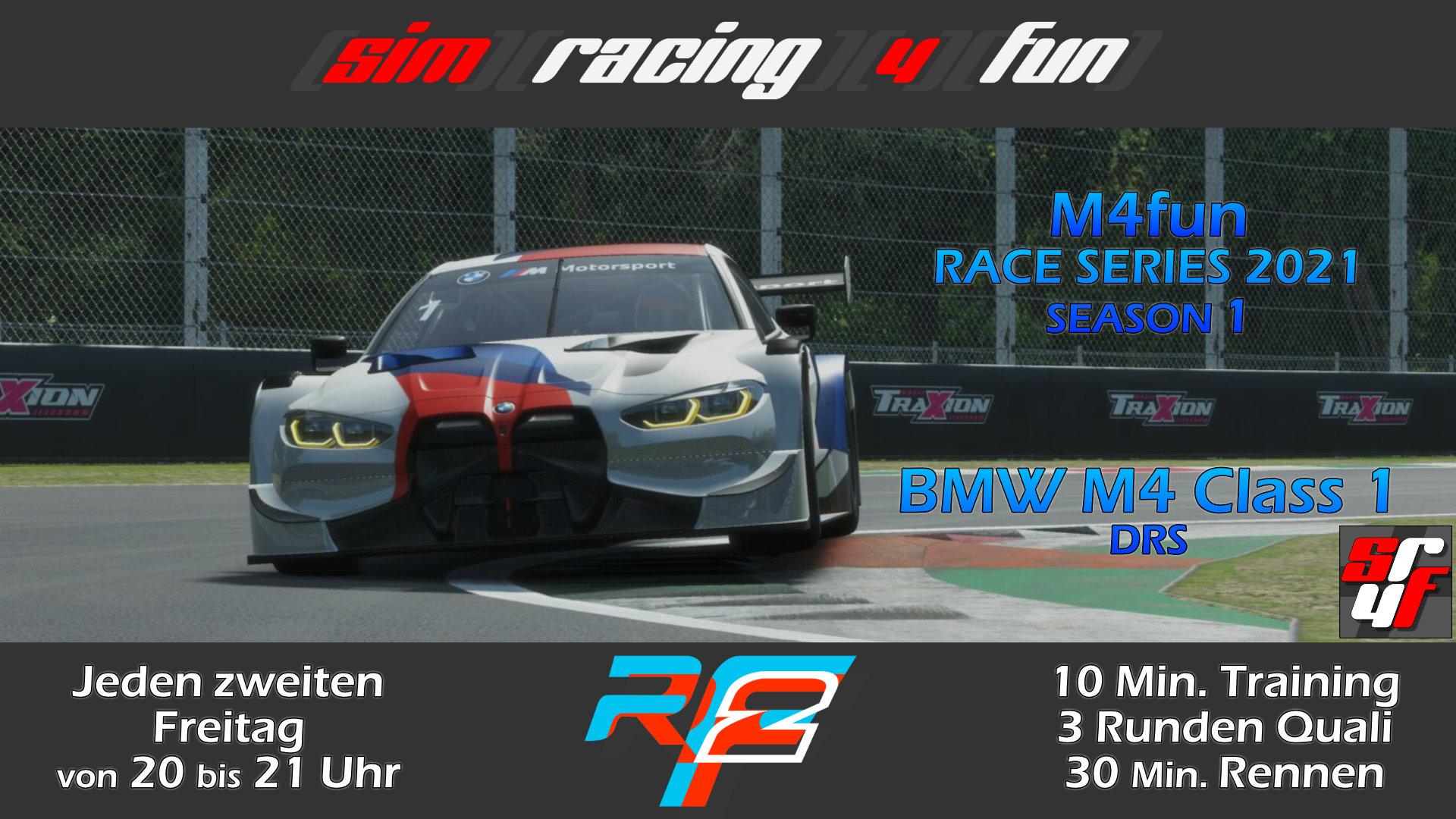 M4fun Race Series